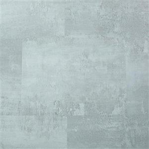 Mono Serra Group Mono Serra 14-Piece 12-in x 24-in Concrete Light Gray Stone look Luxury Residential Vinyl Tile