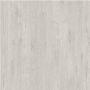 Mono Serra Group 7.44-in x 48-in Gray Embossed Wood plank Laminate Flooring