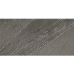 Mono Serra Group Mono Serra 7-Pack Marmo Porcelain (Common: ; Actual: 24-in x 12-in)