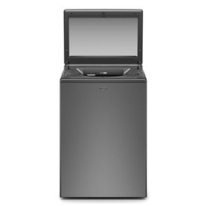Whirlpool High-Efficiency Top-Load Washer (Chrome Shadow) ENERGY STAR