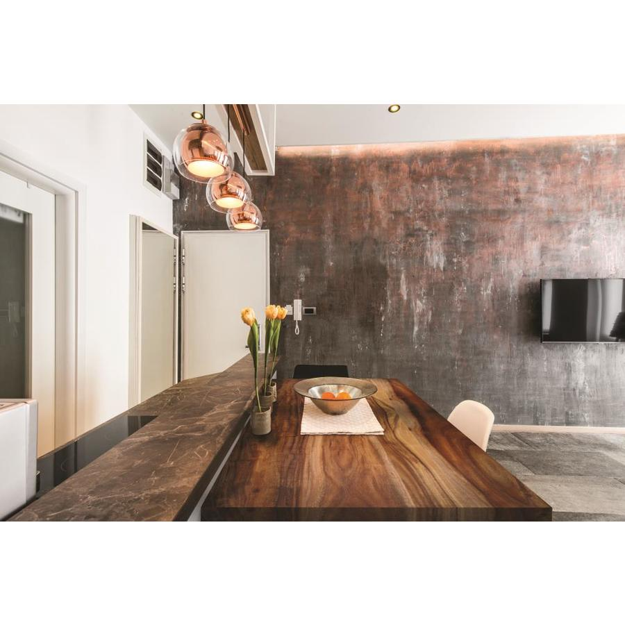 Leadvision Acacia Live Edge Island Top 39 In X 74 In X 1 5 In Lowe S Canada