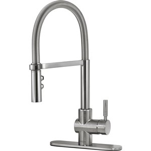DELTA Struct 1-Handle Pull-Down Kitchen Faucet