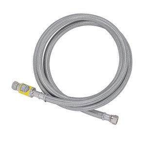 EASTMAN 3 /4-in Dia x 6-ft Braided 1500-PSI SS Dishwasher Connector (2-Pack)