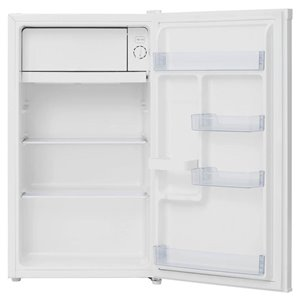 Hisense Compact Refrigerator- 3.3 cu.ft.- White