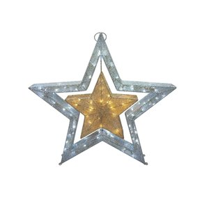 Holiday Living 36 -in LED Twinkling Star
