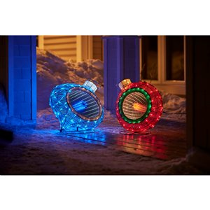 Holiday Living 20.5-in Tall Lighted Ornament