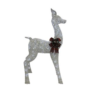 Holiday Living 49-in Tall Lighted Doe