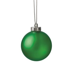 Xodus Innovations 5 -in LED Illuminated Ornament Green Globe