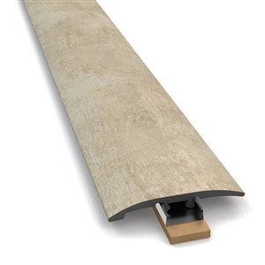 STAINMASTER 2-in W x 94-in L PVC Residential Tile Edge Trim
