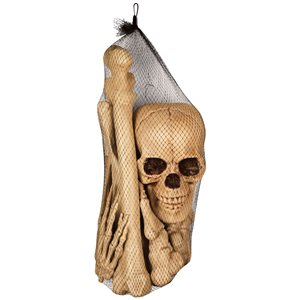 Holiday Living Bag of Bones-12pc-Bone Color