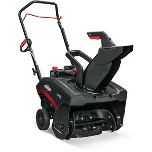 Briggs & Stratton 18-in Single Stage 127-cc Snow Thrower
