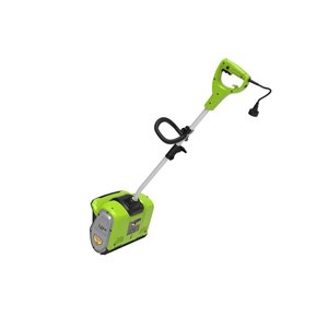 Greenworks 8-Amp 12-in Corded Electric Snow Shovel