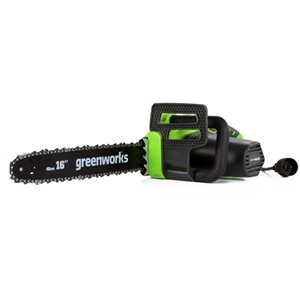 Greenworks 12-Amp 16-in Chainsaw