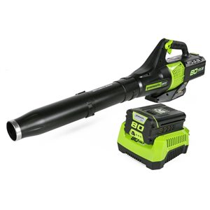 Greenworks 80 Volt Brushless Axial Blower