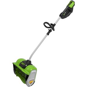 Greenworks 40-Volt 12-in Cordless Snow Shovel with 1 x 4.0 AH Battery and Charger