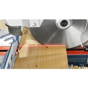 Bosch 18V 8-1/2 In. Single-Bevel Slide Miter Saw (Bare Tool)