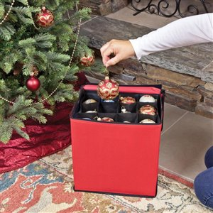 Simple Living Solutions 48 Ct Ornament Storage Tub- Lowe's Canada
