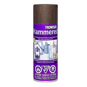 340g Hammered Finish Spray Paint