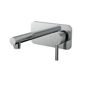 Belanger Wall Mount Lav CP Delphi 1 Handle
