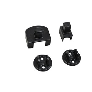 Regal Universal Deck Railing Angle Bracket - Black