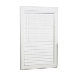 allen + roth AR 46-in W x 48-in H 2-in Trim at Home ...