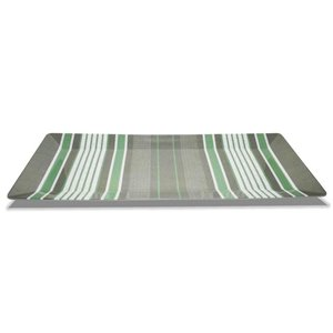 allen + roth  Small Oblong Serving Tray