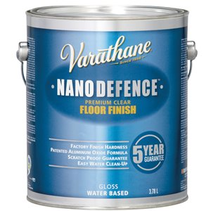 Rust-Oleum 3.78 L Nano Defence Premium Clear Floor Finish