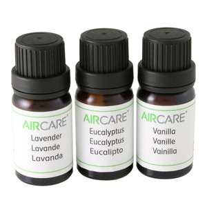 AIRCARE 3-Pack Eucalyptus, Lavender, and Vanilla Oil