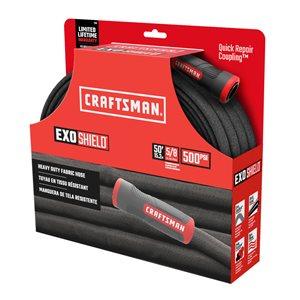 Scotts Craftsman 50 Ft ExoShield Heavy Duty Fabric Hose