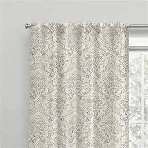 Design Decor Corey Damask RD 84 BT/RP Grey