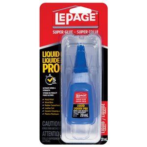 LePage Professional Liquid Super Glue