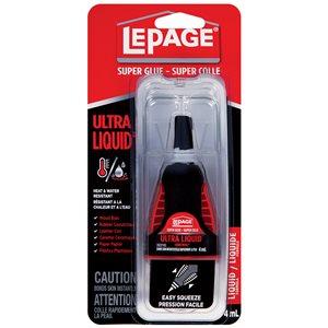 LePage Ultra Liquid Control Super Glue