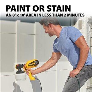 Wagner Control Spray Handheld HVLP Paint Sprayer