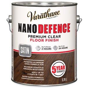 Rust-Oleum 3.78 L Nano Defence Premium Clear Floor Finish