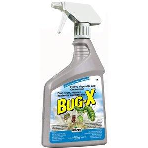 Wilson Bugx 28.18-fl oz Ready-to-Use Natural Garden Insect Killer Tank Sprayer