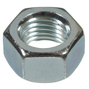 Hillman 5/16-in-18 Stainless Steel Standard (SAE) Hex Nuts (25-Count)