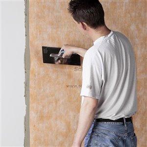 Schluter Systems 75-sq ft 0.008-in Orange Plastic Commercial/Residential Tile Membrane