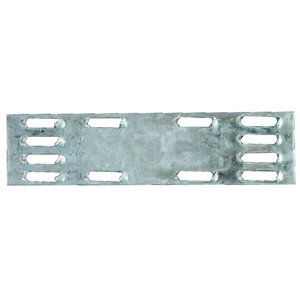 Simpson Strong-Tie MP 1 in. x 4 in. 20-Gauge Galvanized Mending Plate