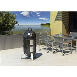 THE DOWN UNDER BBQ COMPANY Ranger 18 In. Smoker