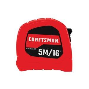 CRAFTSMAN CM Gen Pu T Tape5M/16FT x 3/4In