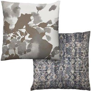KORHANI Studio Belvoir 16-in x 16-in Cushion