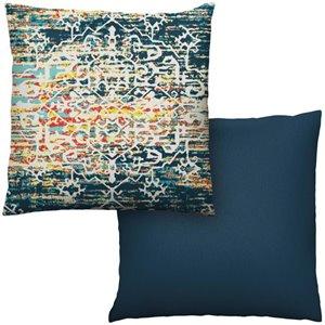 KORHANI Studio Colliston 16-in x 16-in Cushion
