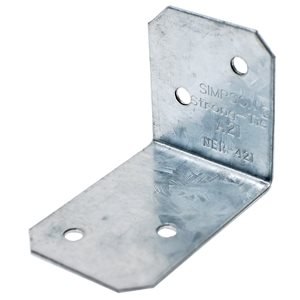 """Simpson Strong-Tie 2"""" x 1"""" Wood To Wood Angle"""