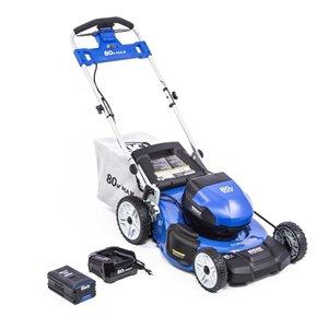 Kobalt 80-Volt 21-in Self Propelled Lawn Mower