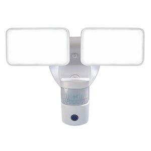 Heath Zenith HZconnect� Outdoor WiFi Video Connected Motion LED Light