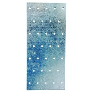 TP 3-1/8 in. x 7 in. 20-Gauge Galvanized Tie Plate