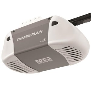 Chamberlain 1/2-HP Chain Drive Garage Door Opener with MED Lifting Power and Keypad