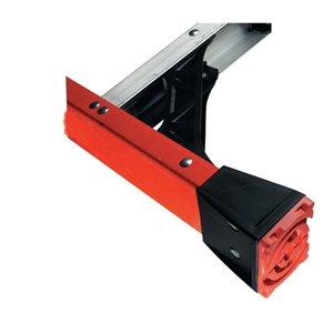Werner 6-ft Type 1A - 300 lbs. Capacity Fiberglass Step Ladder