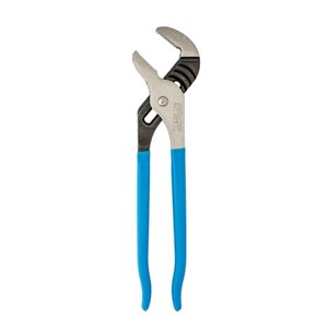 The Original Tongue & Groove Straight Jaw Pliers