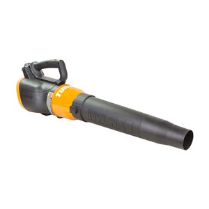 WORX 20-volt Max Lithium Ion 340-CFM 90-MPH Medium-duty Cordless Electric Leaf Blower (Battery Included)